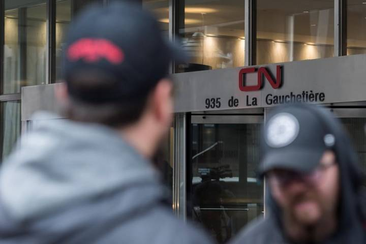 CN jobs moving from Montreal to Edmonton in 2nd major transfer of the year: Union
