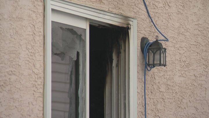 Calgary firefighters, police investigate suspicious fire in northeast