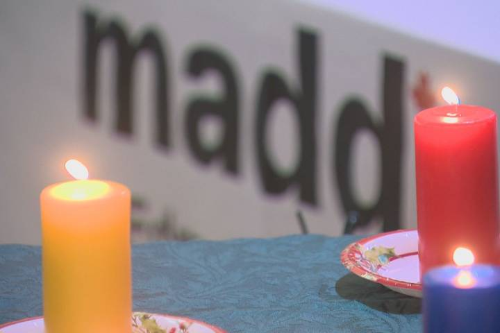 Candlelit vigil remembers Edmonton and area impaired driving crash victims