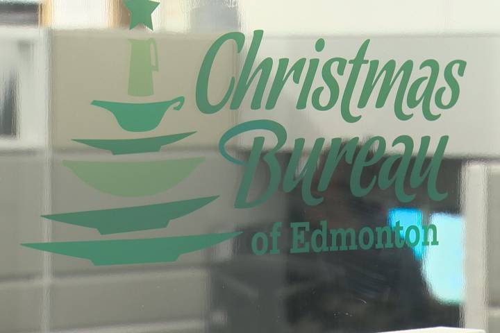 Christmas Bureau of Edmonton reports fundraising shortfall for the year