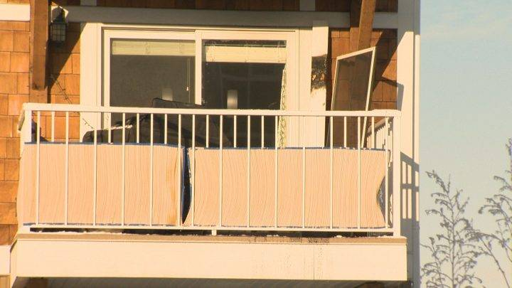 Cigarette causes balcony fire in Calgary's Skyview Ranch neighbourhood: CFD