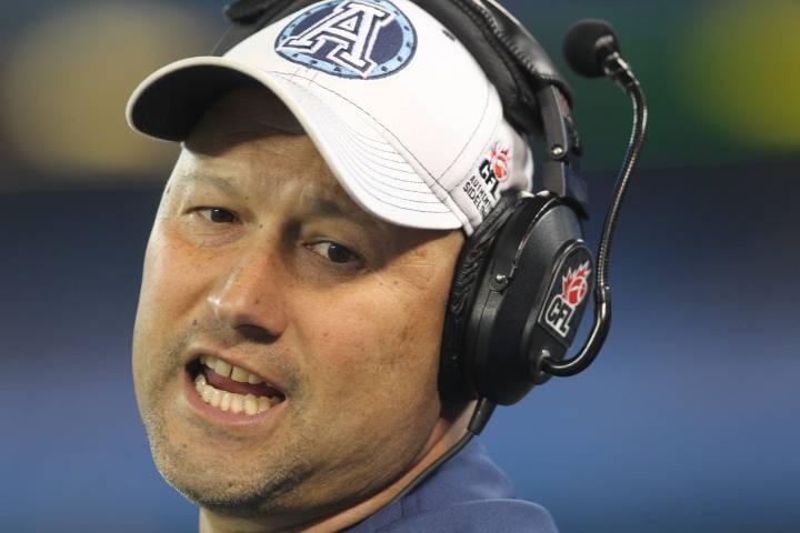 Edmonton Eskimos hire Scott Milanovich as new head coach