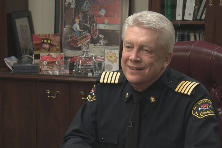 Edmonton fire chief talks city needs, successes and his resignation