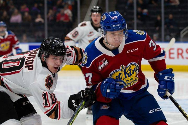 Kelowna Rockets acquire former Edmonton Oil King Connor McDonald