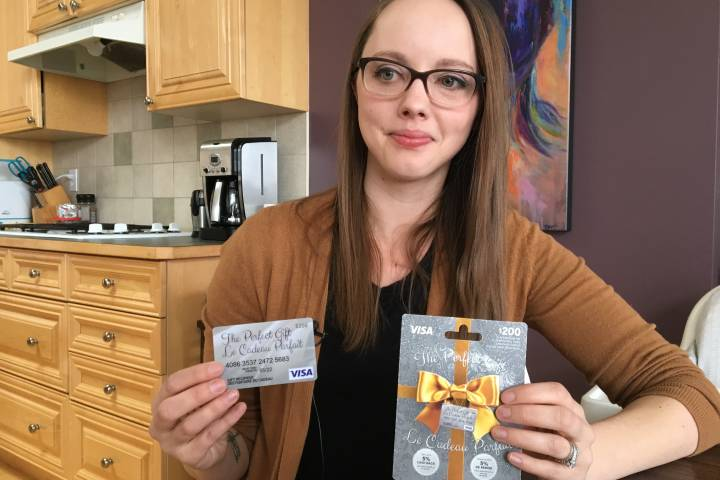 New twist on prepaid gift card scam costs Alberta couple $200