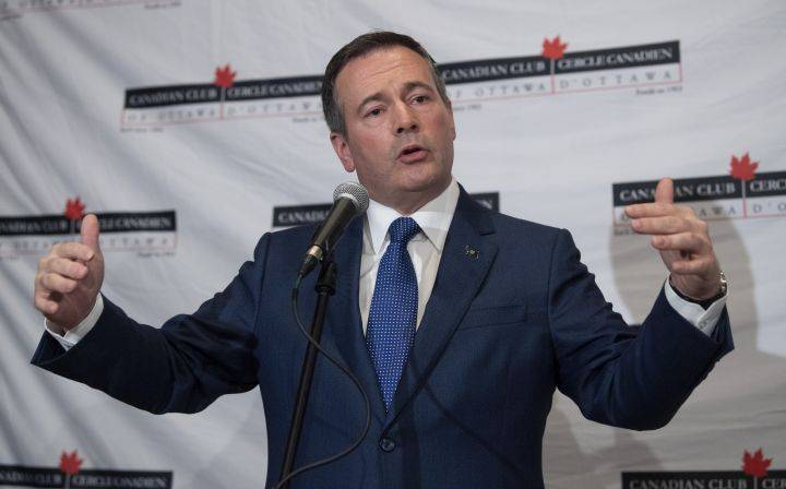Premier Jason Kenney to travel to U.K. with adviser to attract investment to Alberta