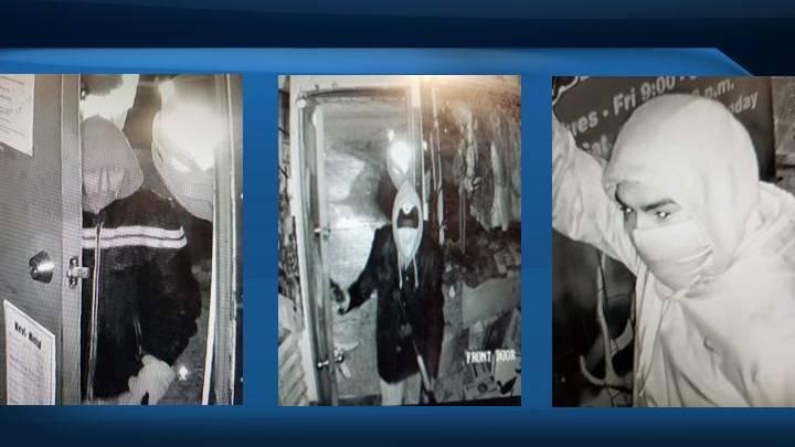RCMP seek tips after guns stolen from central Alberta sporting goods store