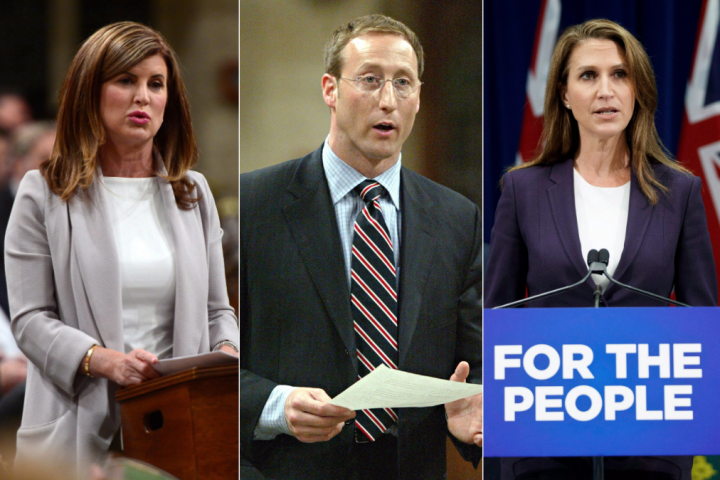 Rona Ambrose most favoured by Canadians to be next Tory leader, survey suggests