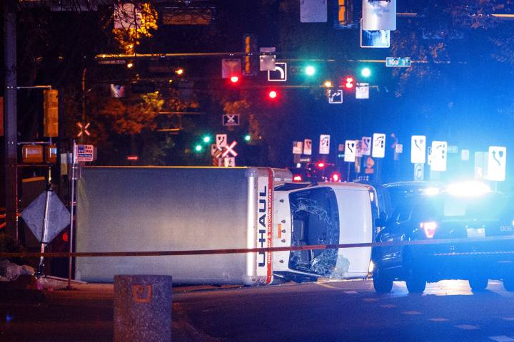 Sentencing hearing for man who tried to kill Edmonton officer, pedestrians in U-Haul attack