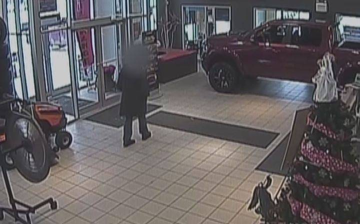 Vehicle dealership owner in Alberta turns to social media to identify an alleged fraudster