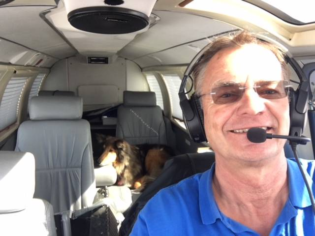 'Worth his weight in gold': Pilot killed in Gabriola crash remembered for animal rescue work
