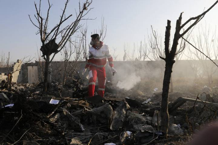 27 Edmontonians killed in plane crash near Tehran, Iran that claimed 176 lives