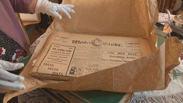After 119 years, the Lacombe Globe will soon print its final edition