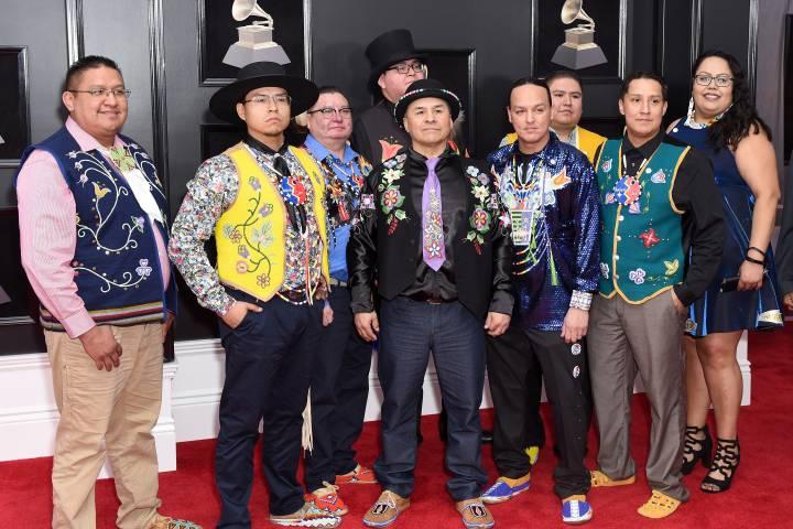 Alberta Indigenous band Northern Cree seeking 1st Grammy win