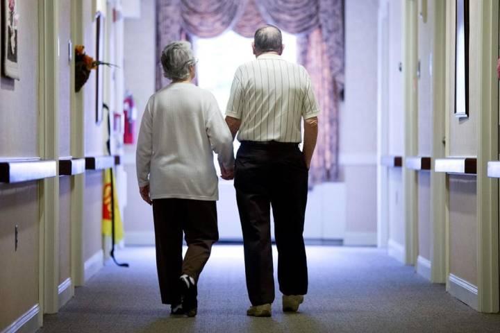Bob Layton: Long-term care centres should keep senior couples together