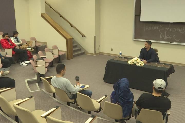 Calgary students battle Islamophobia during Islam Awareness Week
