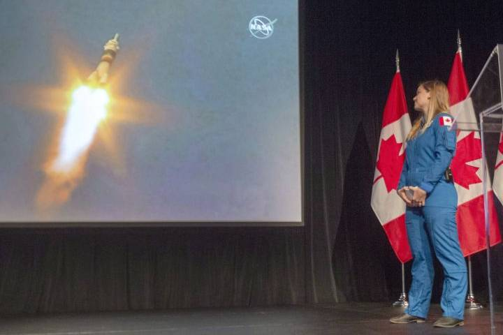 Canada's newest astronauts finish basic training at NASA in Texas