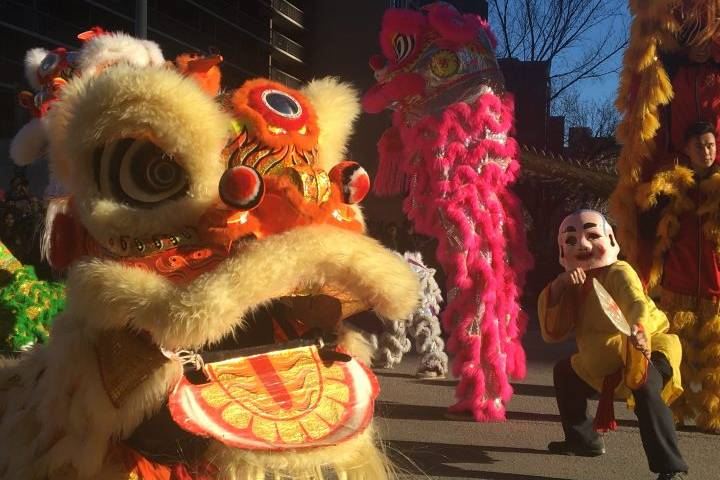 Chinese consul general addresses virus concerns at Lunar New Year celebrations in Calgary