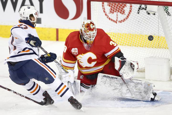 Edmonton Oilers step out of break and into Battle of Alberta