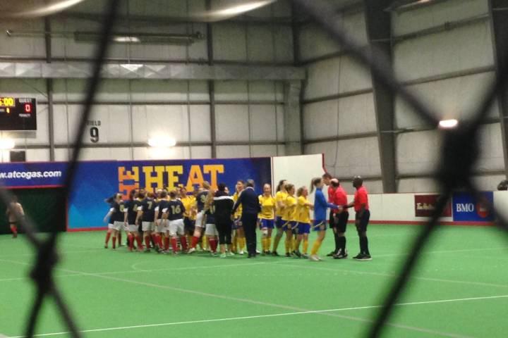 Edmonton soccer league scraps post-game handshakes because of coronavirus