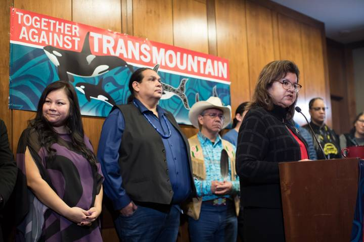 Federal Court of Appeal to release decision in Trans Mountain challenge