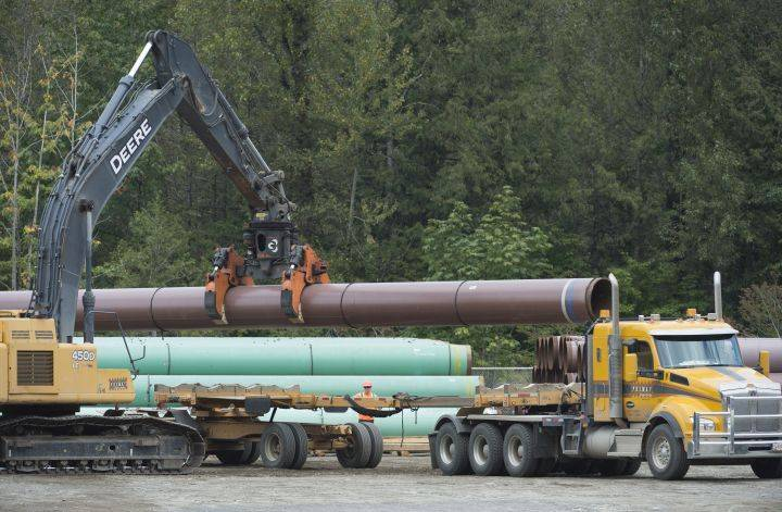 Feds to avoid selling Trans Mountain pipeline so long as risks remain