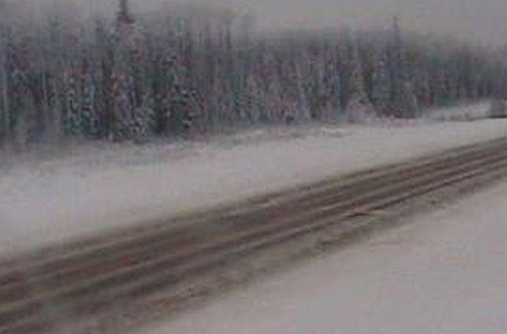 Freezing rain warnings issued for parts of northern Alberta