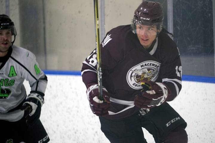 MacEwan University Griffins to retire jersey of former player on anniversary of his death