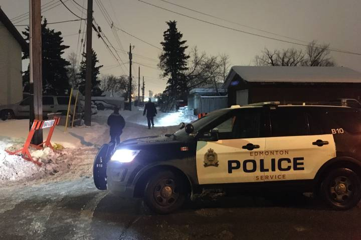 Man found dead in Edmonton alley linked to burned-out vehicle at 2nd scene: police