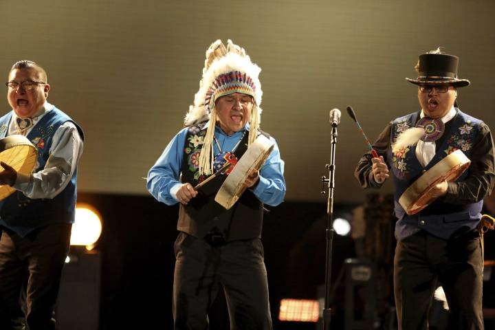 Nine times lucky? Alberta's Northern Cree takes another shot at Grammy gold