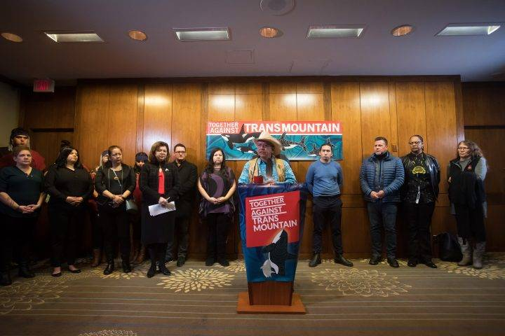Trans Mountain, LNG pipeline among projects UN racism committee urges to be stopped