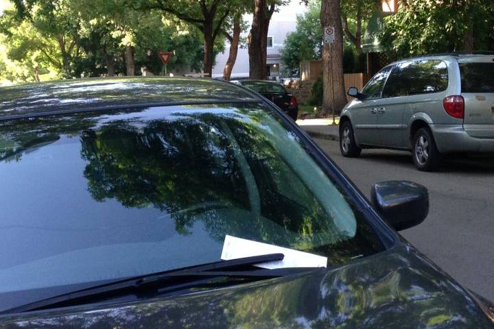 Vancouver man receives parking ticket after signing up for mobile alert reminder