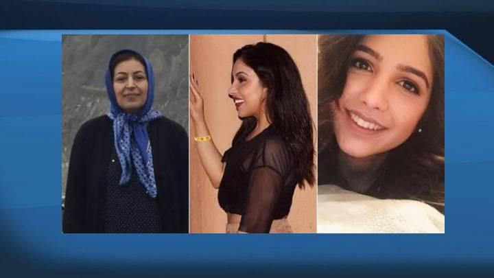Vigil to honour Edmonton doctor, daughters killed in Tehran plane shooting