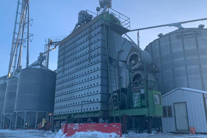 $2M grain dryer program launched to help farmers affected by terrible harvest