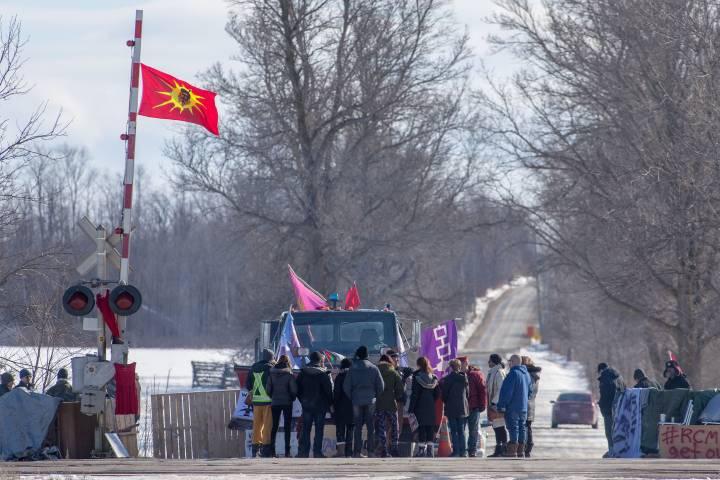 61% of Canadians oppose Wet'suwet'en solidarity blockades, 75% back action to help Indigenous people: poll