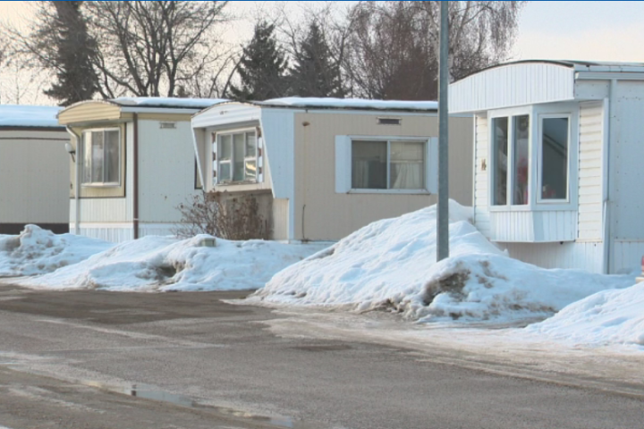 Alberta legislation put forward to move mobile home tenant-landlord disputes out of court