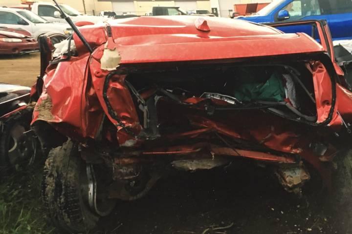 Bruderheim man sentenced to 2 years for dangerous driving crash that killed Alberta woman