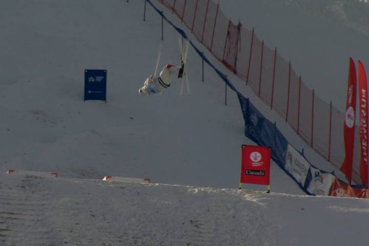Canadians chasing gold at World Cup moguls in Calgary