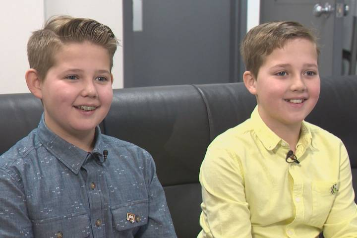 Central Alberta brothers get accepted to NASA's Space Camp