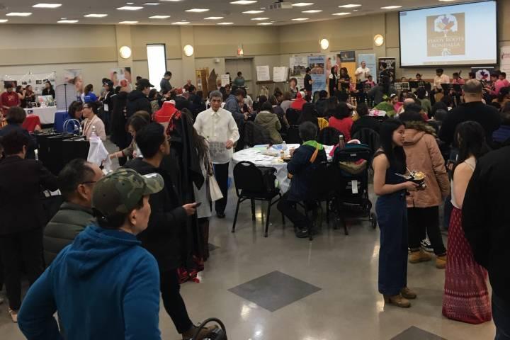 Edmonton's Filipino community rallies to raise funds for new community centre