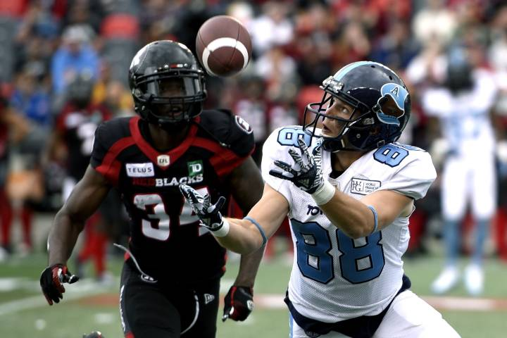 Edmonton Eskimos sign former U of A Bears receiver Jimmy Ralph