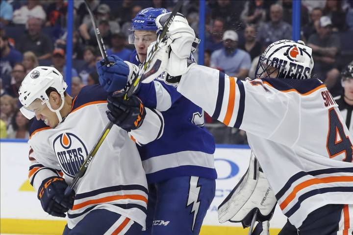 Edmonton Oilers leaning more on young players with injuries piling up