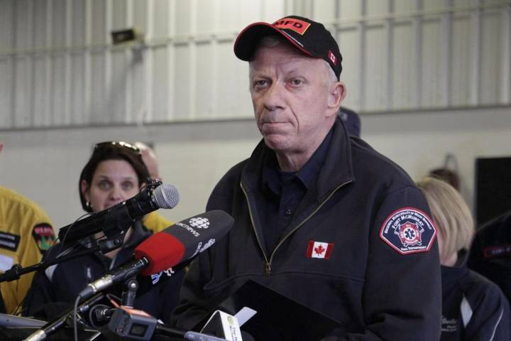 Former Fort McMurray fire chief accused of harassment in earlier jobs