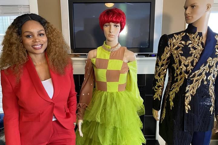 Fort Saskatchewan designer who appeared in New York Fashion Week also employs workers in Nigeria