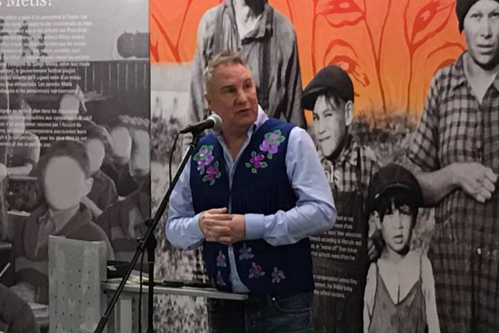 New Edmonton exhibit tells story of Alberta Métis community at residential schools