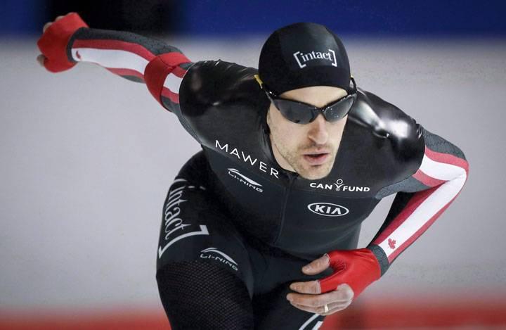 Olympic medallist Denny Morrison retires from long track speedskating