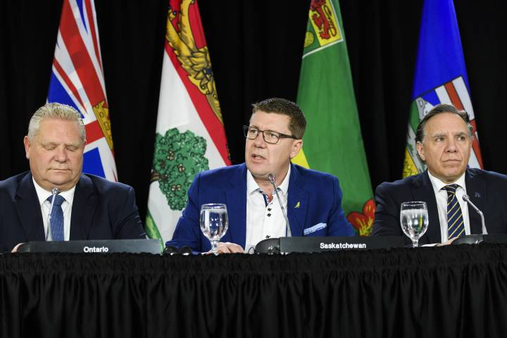 Premiers headed for Washington to celebrate CUSMA with American counterparts