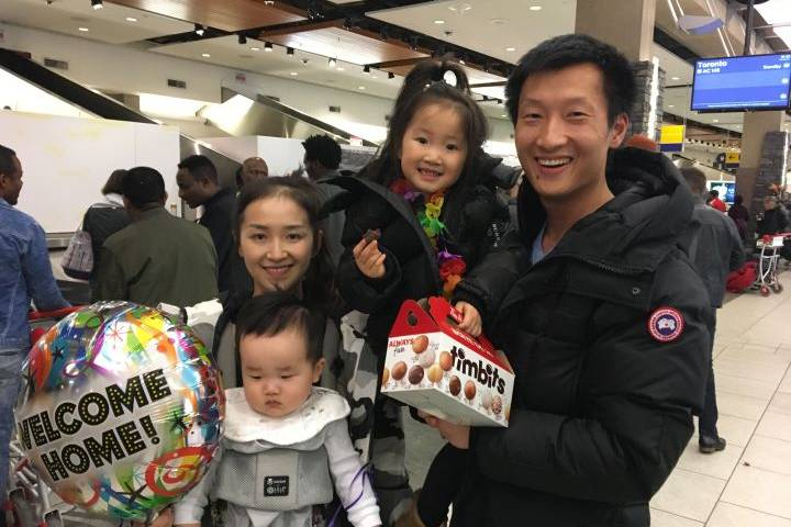 Quarantined after coronavirus outbreak, Calgary family 'really glad to be back'