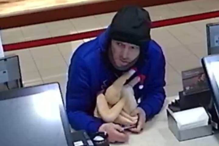 RCMP allege man used rubber chicken during Tim Hortons robbery