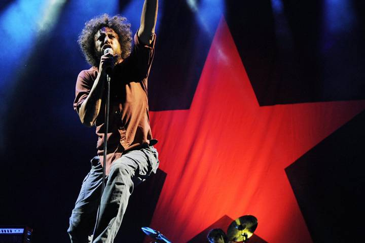 Rage Against the Machine announce world tour, 8 Canadian dates